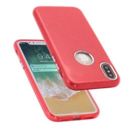 Sparkle Bling Glitter Three Layer Tpu Pc Fashion Phone Case For Samsung J5  J7 J3 Prime 2017 ON5 ON7 2016 bdefa2ffeaa2