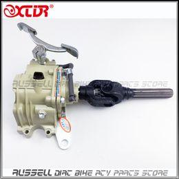 Gear Atv Canada - Wholesale- ATV Reverse Gear Box Assy drive by shaft reverse gear transfer case Foot for 110cc - 250cc shaft drive ATV