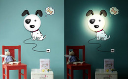 $enCountryForm.capitalKeyWord UK - Wall hanging lamp, wall lamp fashion creative personality cartoon scene wallpaper lamp, suitable for the bedroom, study, children's room