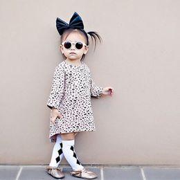 687af84cfd66 Leopard dress princess online shopping - Summer Girl leopard T shirt dress  new lovely Girl princess