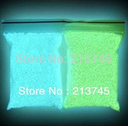 $enCountryForm.capitalKeyWord Canada - Free shipping!!! 100gram lot green blue color Glow at night Fairy tiny rock Dust LUMINOUS sand for galss vail bottle