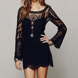 Comfortable Long Black Dress