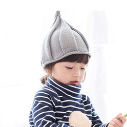 Baby Crochet Hats Infant Beanie Caps Children Caps Kids Hats Korean Boys Girls Wool Cap Baby Hat Kids Knitted Winter Caps