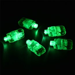 $enCountryForm.capitalKeyWord Canada - Manufacturers sale LED Finger Lamp LED Finger Ring gifts Lights Glow Laser Finger Beams LED Flashing Ring Party Flash Kid Toys 4 Colors