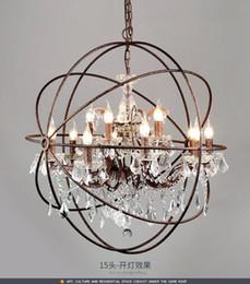 discount rustic industrial living room rh industrial lighting restoration hardware vintage crystal chandelier pendant lamp foucault