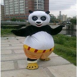 kung fu panda bear mascot costume adult size chirstmas halloween costumes free shipping kung fu panda halloween costume deals - Kung Fu Panda Halloween