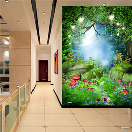 Fairy Murals Wallpaper Online Fairy Bedroom Wallpaper Murals for Sale