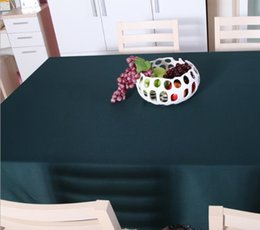 Custom Table Conference Tablecloth Tablecloth Dark Green Hotel Restaurant  Tablecloths Tablecloths Taiwan Skirts Advertising Table Cloth Desk