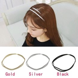 Hair weaving tools online hair weaving tools wholesale for sale 60pcs new hot fashion girls leather woven lovely elastic double hair band headband hair hoop women accessories hair make tool free shipping pmusecretfo Choice Image