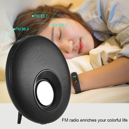 $enCountryForm.capitalKeyWord Australia - UFO Q5 Hi-Fi Wireless Speaker Bluetooth Stereo Player with Aux Support USB TF Card Dual 5W For Mobile iPhone PC DHL free OTH089