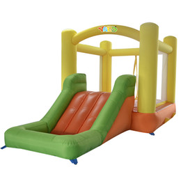 Castle Playhouse Canada - YARD home use nylon inflatable boouncer jumper bounce house bouncy castle slide ball pit with blower