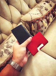 Vip business card online vip business card for sale 2017 luxury paris red logo organizer wallet slendet poket card holder vip red red wallets 17ss 45 genuine leather card holders reheart Choice Image