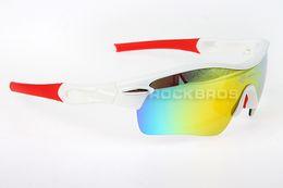 $enCountryForm.capitalKeyWord Canada - Hot! RockBros Polarized Cycling Sun Glasses Outdoor Sports Bicycle Glasses Bike Sunglasses TR90 Goggles Eyewear 5 Lens #10005