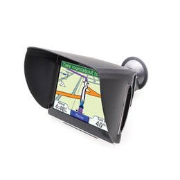 Visor gps online shopping - TFY Sunshade Glare Visor for quot inch quot inch Garmin Nuvi GPS and Other GPS Navigators