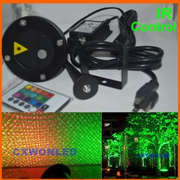 Wholesale New Christmas waterproof laser Home Garden Yard Outdoor Landscape Decorative laser light for stage disco club wedding party light