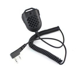 Ptt Kenwood Radio Canada - New Black MAXTON Mini MT68 PTT Speaker MIC For Kenwood Radio QUANSHENG PUXING WOUXUN TYT HYT BAOFENG J0361A Alishow