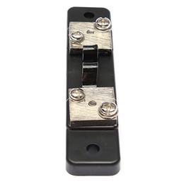 $enCountryForm.capitalKeyWord UK - Wholesale Price 20A 75mV DC current shunt resistor for amp panel meter order<$18no track