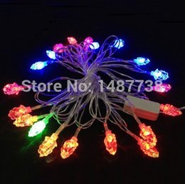 Wholesale 110v 220v Fariy Lights Christmas Led String Light Small Grapes 5m 20leds For Outdoor Christmas Decorations Affordable Outdoor Grape Lights