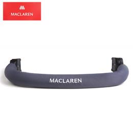 Venta al por mayor de Maclaren cochecito de bebé reposabrazos barra de parachoques cochecitos de bebé reposabrazos en general accesorios para bebés accesorios 1 unidades al por mayor