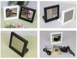 $enCountryForm.capitalKeyWord Canada - F8 Mirror Clock Camera With Remote control Motion Detection HD home security Surveillance Clock DVR black white in retail box