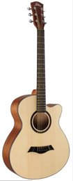 Wholesale China Rare Wooden Electric Brown Guitar New Arrival Custom Shop High Quality free shipping HOT SALE