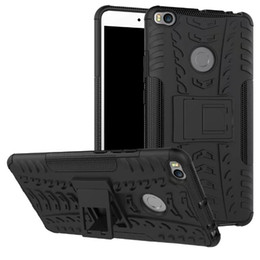 $enCountryForm.capitalKeyWord Australia - Shockproof Rubber Hard Armor Hybrid Rugged Case Protective Stand Cover for Xiaomi Mi Max 2
