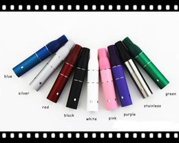 vaporizer pen clearomizer NZ - AGO G5 Atomizer Clearomizer Wind Proof for Ego Electronic Cigarette Dry Herb Vaporizer G5 Pen Style E Cig for Cut Tobcco Liquid Herb