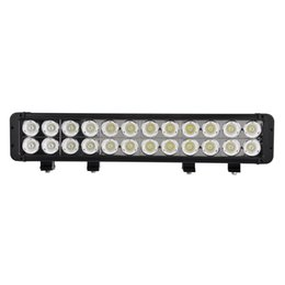 TracTor beam online shopping - 20 INCH W LED LIGHT BAR OFFROAD LED LIGHT BAR FOR OFFROAD ATV x4 TRUCK BOAT TRACTOR MARINE