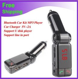 $enCountryForm.capitalKeyWord Canada - BC06 bluetooth car charger BT car charger MP3 BC06 mp3 MP4 player mini dual port AUX FM transmitter