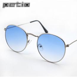 de184f52cac Wholesale- PETIO  Unisex Hippie Sunglasses men Shades Hippy 60S John Lennon  Style Vintage Round Peace Sunglasses Women Round Glasses A013