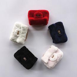 274fc1161d Winter Girls Bag NZ - New Winter Children s Fashion Purse Kids Small  Messenger Bags Girls Brand