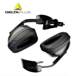 Noise Earmuffs Canada - Delta professional Earmuffs, noise prevention, factory safety helmets, ear protectors, noise Earmuffs