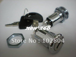 keyed switch locks Canada - Key Ignition Switch ON OFF Lock Switch with Plastic Handle, Key Put Out at ON or OFF Positon KS735A 10 Pcs Per Lot