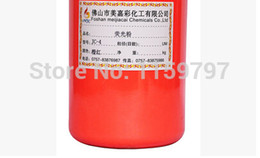 Wholesale-NEON Orange-Red Color Shiny Fluorescence Pigment Phosphor  Coating, Material Fluorescent Not Luminous Paint .