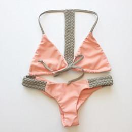 $enCountryForm.capitalKeyWord Canada - Stripsky 2016 New Sexy Brazilian Bikini Reversible Swimwear Women Strappy Swimsuit Bathing Suit Biquini