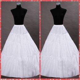 $enCountryForm.capitalKeyWord Canada - Underskirt For Bridal Wedding Prom Quinceanera Gowns No Hoops Slip Wedding Accessories Crinoline Floor-Length White Petticoat For Bridal