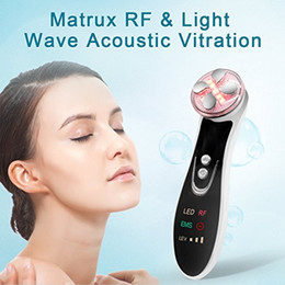 Mature Legging UK - Tamax rechargeable 4 In 1 EMS LED Light Therapy Skin Whitening RF Face Lifting Anti-wrinkle & Aging Beauty Device