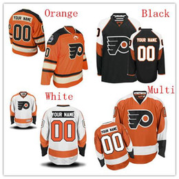 95d19c9c1d8 Hockey Jersey Customized Canada - Cheap Wholesale Custom Philadelphia  Flyers Hockey Jersey Customized All Stitched Personalized