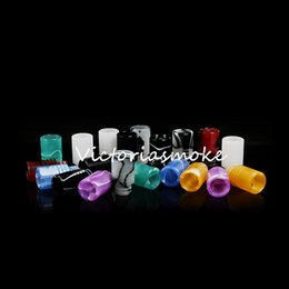 $enCountryForm.capitalKeyWord Canada - Colorful Acrylic Drip Tips Wide Bore Drip Tip 510 EGO Atomizer Mouthpieces for CE4 CE5 CE6 Protank EVOD EGO T electronic cigarette Atomizer