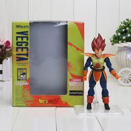 $enCountryForm.capitalKeyWord Canada - 15CM Anime dragon ball Z orange Hair Scouter Vegeta PVC SHF Action Figure Toy SDCC Vegeta Model Figure Collectible Toy