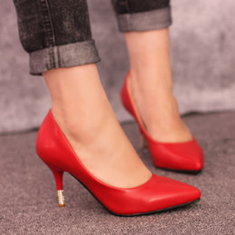 Sexy Low Heel Red Shoes Suppliers | Best Sexy Low Heel Red Shoes ...