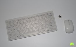 $enCountryForm.capitalKeyWord Canada - SH- 2.4G White Wireless PC Keyboard + Mouse Keypad Film Kit Set For DESKTOP PC Laptop 10-JP