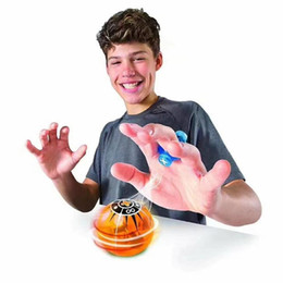 $enCountryForm.capitalKeyWord Australia - Magic Speed Magneto Spheres Induction Magnetic Flashing Glowing Ball Spinner Toy Stress Reducer Christmas Xmas Gift for Kids Toy