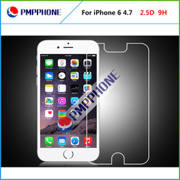 $enCountryForm.capitalKeyWord Australia - Tempered Glass Screen Protector For iPhone 6 0.33mm 2.5D Explosion Proof Screen Film Guard For iPhone6 4.7 with retail package