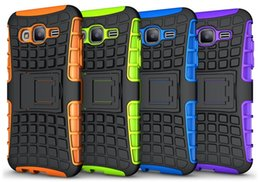 Cover for samsung Core prime online shopping - Hybrid KickStand Impact Rugged Heavy Duty TPU PC Shock Proof Cover Case for Samsung Galaxy J1 J120 J3 J310 J5 Grand prime Core prime pc