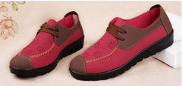 Beijing Shoes Canada - The focus of the new and old Beijing shoes shoes fox women shoe lace flat mom casual shoes children