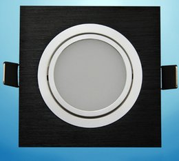 $enCountryForm.capitalKeyWord NZ - Wholesale price 7W Dimmable Square LED Recessed Ceiling Down light Warm White Cool White For Foyer Dinning room Kitchen AC85-2