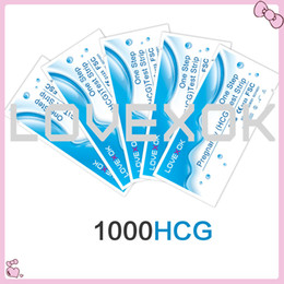 date strip NZ - LOVEXOK Medical Pregnancy Test Strips 1000-Count 10 mIU FDA and CE Certificate New Production Date Free Shipping