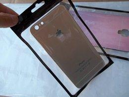 12 * 20 cm de plástico zíper embalagem de varejo dupla face clara poli saco celular caso para iphone 5s 5 6 s 6 7 8 plug samsung s6 s4 s5 ...