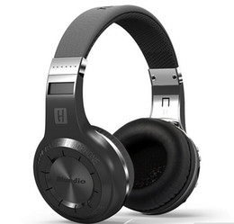 Chinese  Bluedio H+ Bluetooth V4.1 headphones Stereo Wireless Built-in Mic Micro-SD FM Radio Over-ear headset earphones manufacturers